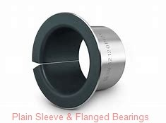 Bunting Bearings, LLC EP283240 Plain Sleeve & Flanged Bearings