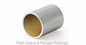 Bunting Bearings, LLC CB121628 Plain Sleeve & Flanged Bearings