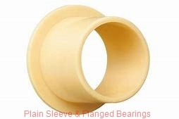 Bunting Bearings, LLC EP040504 Plain Sleeve & Flanged Bearings