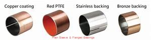 Bunting Bearings, LLC EP202848 Plain Sleeve & Flanged Bearings