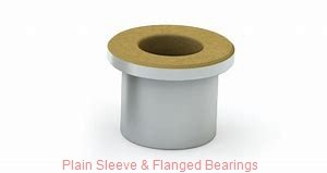 Bunting Bearings, LLC CB283614 Plain Sleeve & Flanged Bearings
