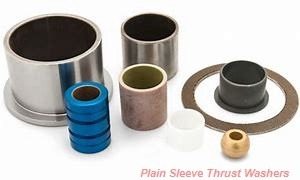 Oilite TT2400-01 Plain Sleeve Thrust Washers