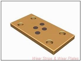 Oiles PAC75-180 Wear Strips & Wear Plates