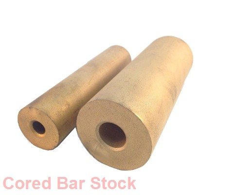Oiles 30S-7996 Cored Bar Stock