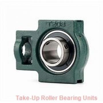 QM QVVTU14V207SO Take-Up Roller Bearing Units