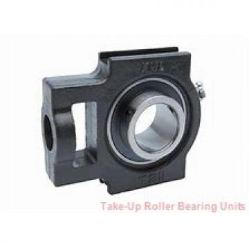 QM QMTU13J207SO Take-Up Roller Bearing Units