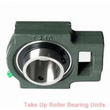 QM QATU13A207SO Take-Up Roller Bearing Units