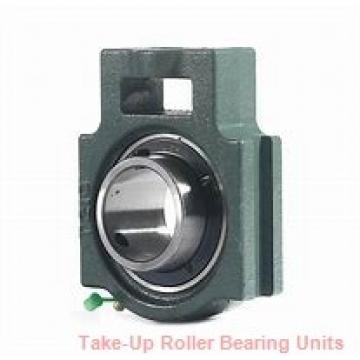 QM QAATU15A215SO Take-Up Roller Bearing Units