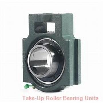 QM QVVTU14V207ST Take-Up Roller Bearing Units