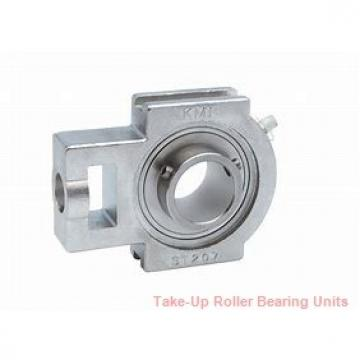 QM QVTU19V307ST Take-Up Roller Bearing Units