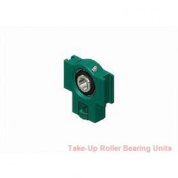 QM QAATU13A207ST Take-Up Roller Bearing Units