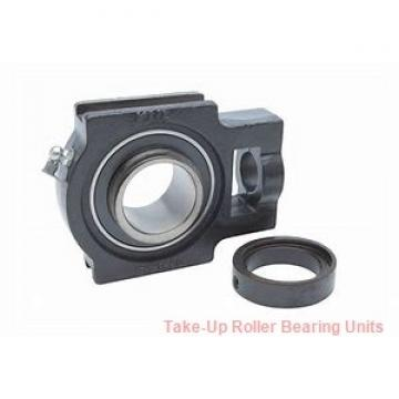 QM QATU13A207ST Take-Up Roller Bearing Units