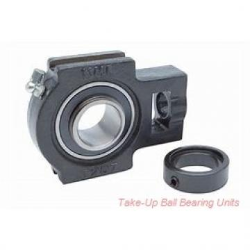 Dodge WSTU-SCEZ-40M-SHSS Take-Up Ball Bearing Units