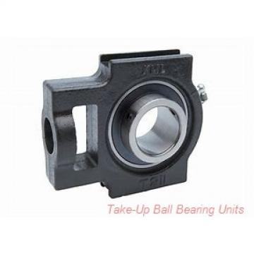 Dodge WSTU-SCED-100 Take-Up Ball Bearing Units