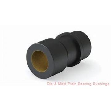 Bunting Bearings, LLC NF081016 Die & Mold Plain-Bearing Bushings