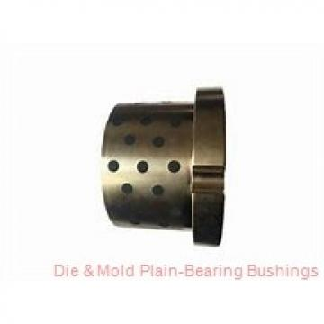 Bunting Bearings, LLC BJ4S050803 Die & Mold Plain-Bearing Bushings