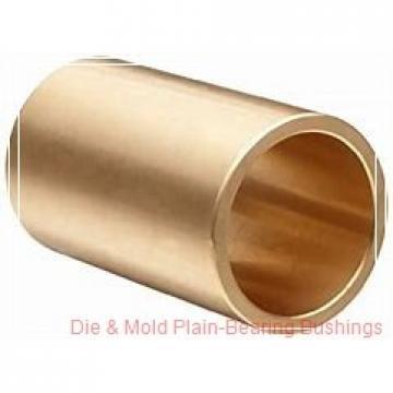Bunting Bearings, LLC NF060909 Die & Mold Plain-Bearing Bushings