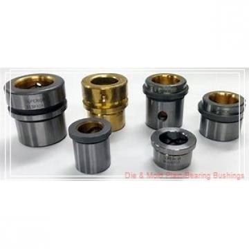 Bunting Bearings, LLC M2530BU Die & Mold Plain-Bearing Bushings