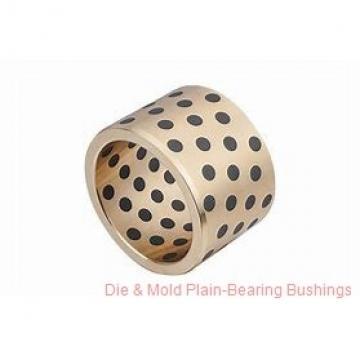 Bunting Bearings, LLC M4020BU Die & Mold Plain-Bearing Bushings
