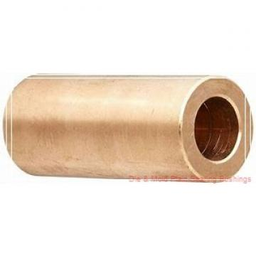 Bunting Bearings, LLC 12BU06 Die & Mold Plain-Bearing Bushings
