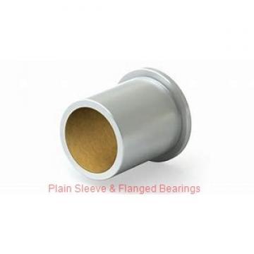 Bunting Bearings, LLC CB060810 Plain Sleeve & Flanged Bearings