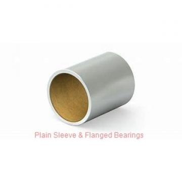 Bunting Bearings, LLC EP060708 Plain Sleeve & Flanged Bearings