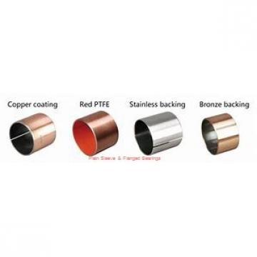 Bunting Bearings, LLC CB081608 Plain Sleeve & Flanged Bearings