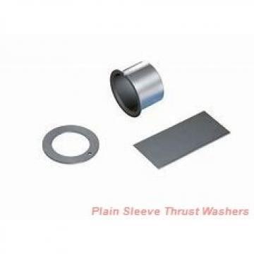 Symmco ST-2038-2 Plain Sleeve Thrust Washers