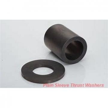 Bunting Bearings, LLC NT08161.5 Plain Sleeve Thrust Washers