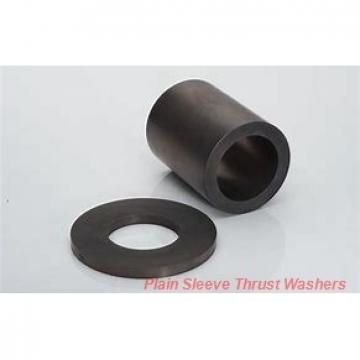 Koyo NRB TRD-5266;PDL125 Plain Sleeve Thrust Washers