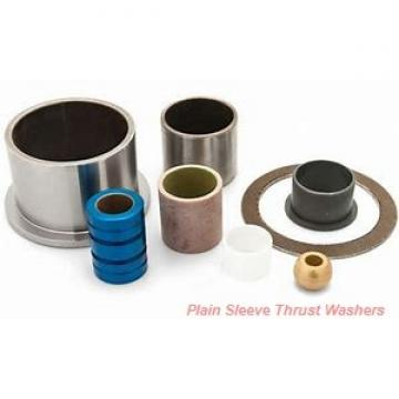 Bunting Bearings, LLC NT101802 Plain Sleeve Thrust Washers