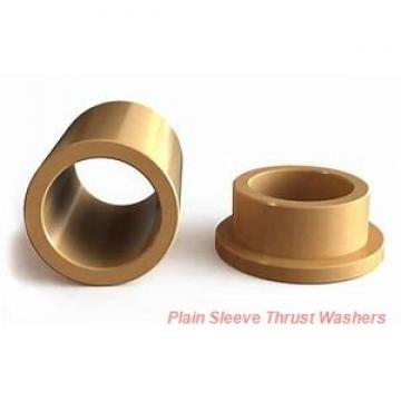 Bunting Bearings, LLC NT123202 Plain Sleeve Thrust Washers