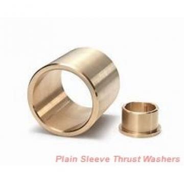 Bunting Bearings, LLC NT121801 Plain Sleeve Thrust Washers