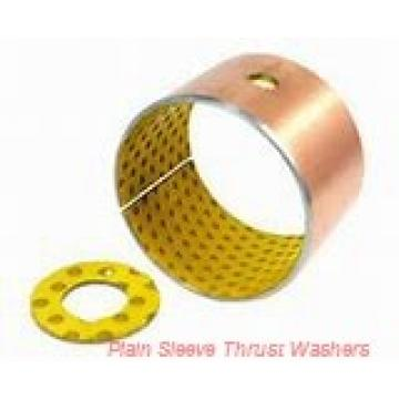 Oilite SOT2005- Plain Sleeve Thrust Washers