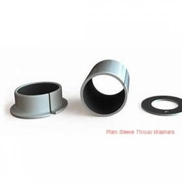 Bunting Bearings, LLC NT121802 Plain Sleeve Thrust Washers