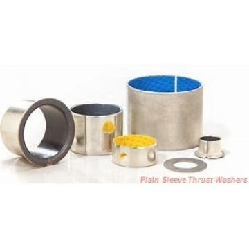 Bunting Bearings, LLC NT102401 Plain Sleeve Thrust Washers