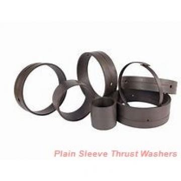 Oilite TT2402- Plain Sleeve Thrust Washers