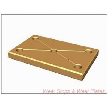 Oiles CWA-18125N Wear Strips & Wear Plates