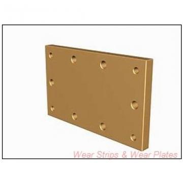 Oiles PAC125-250 Wear Strips & Wear Plates