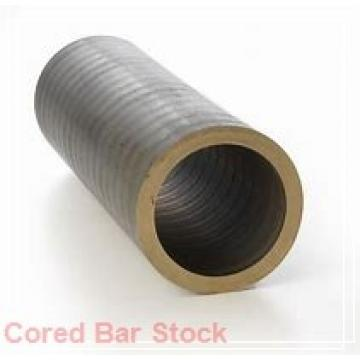 Oilite CC-1700-2 Cored Bar Stock