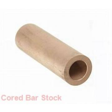 Oilite CC-1203 Cored Bar Stock