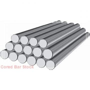 Oilite CC-2007 Cored Bar Stock