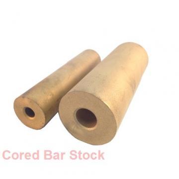 Oilite CC-2001 Cored Bar Stock