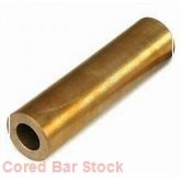Oilite CC-2004 Cored Bar Stock