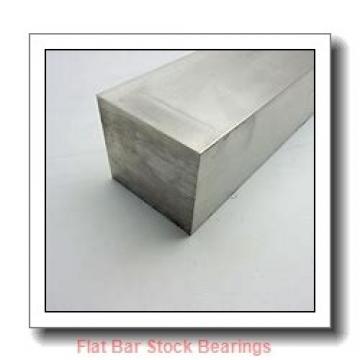 L S Starrett Company 54147 Flat Bar Stock Bearings