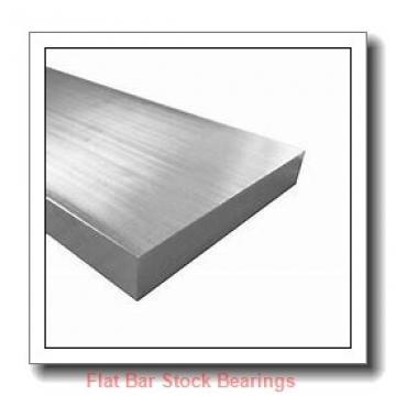 L S Starrett Company 54150 Flat Bar Stock Bearings