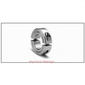 Precision Brand 14710 Keystock Bearings