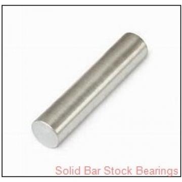 Oilite SSS-300 Solid Bar Stock Bearings