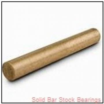 Oilite SSS-1500 Solid Bar Stock Bearings