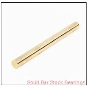 Oiles 30M-80 Solid Bar Stock Bearings